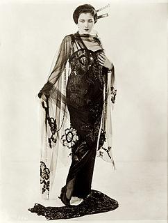 Nita Naldi American actress