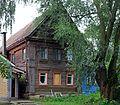 Nizhny Novgorod. Heritage wooden building in Kuznechikha village, 48.jpg