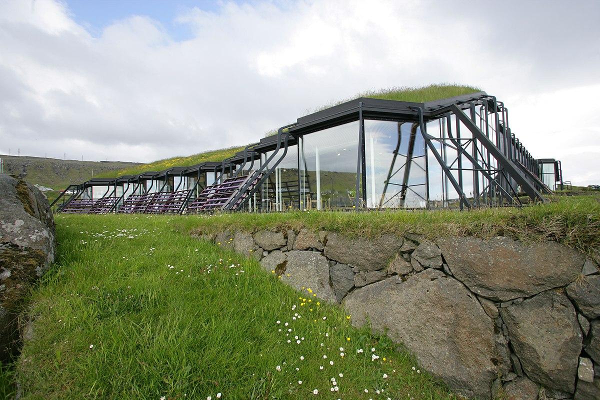 Nordic House In The Faroe Islands Wikipedia