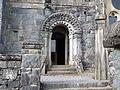 Norman style doorway, St Conan's Kirk - Loch Awe, Argyll and Bute, Scotland.JPG