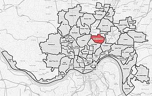 North Avondale, Cincinnati - North Avondale is a neighborhood of Cincinnati, Ohio.