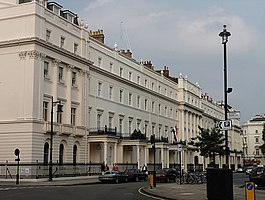North-west terrace of Belgrave Square - geograph.org.uk - 1514960.jpg