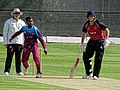 North Middlesex CC v Hampstead CC at Crouch End, Haringey, London 17.jpg