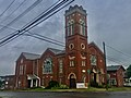 North Point Chapel (former First Methodist Episcopal Church), Albion, New York - 20200711.jpg