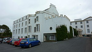 North West Castle - Image: North West Castle Hotel, Stranraer (geograph 3564046)