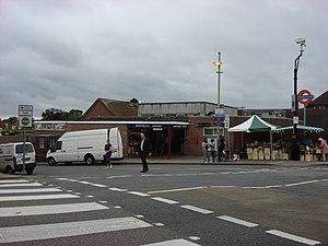 Northwood tube station - Image: Northwood tube station
