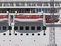 Norwegian Getaway Lifeboat 1 Port of Tallinn 27 June 2017.jpg