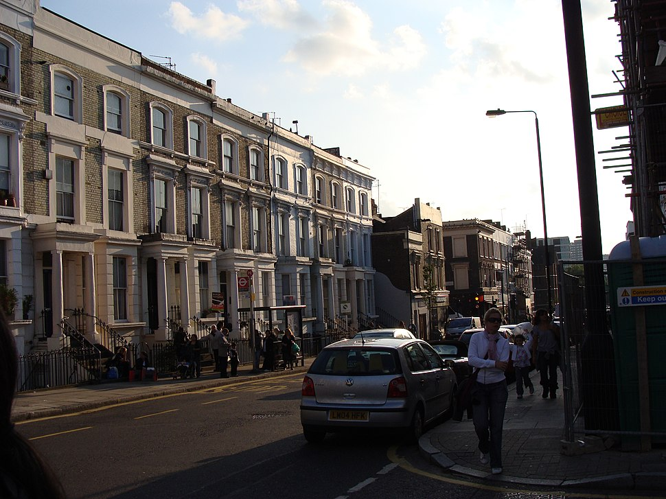 Notting Hill.001 - London