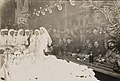 Nurses in World War I at New Year celebrations with Soldiers in France- 1A1182101XXIX002 (15287354802) (cropped).jpg