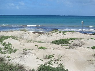 Cape Burney, Western Australia - Southgate Beach
