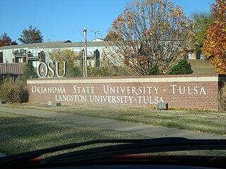 Oklahoma State University–Tulsa