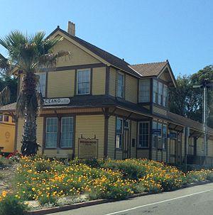 Oceano, California - Oceano Depot
