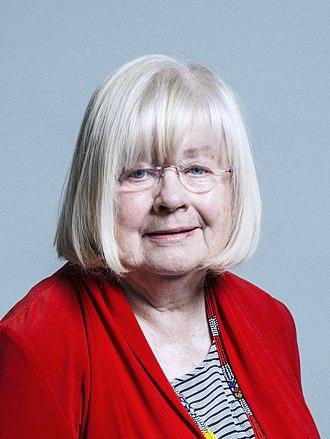 Ann Clwyd - Image: Official portrait of Ann Clwyd crop 2