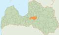 Ogres novada karte.png
