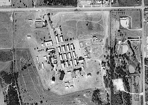 Oklahoma City Air Force Station - 1995 airphoto