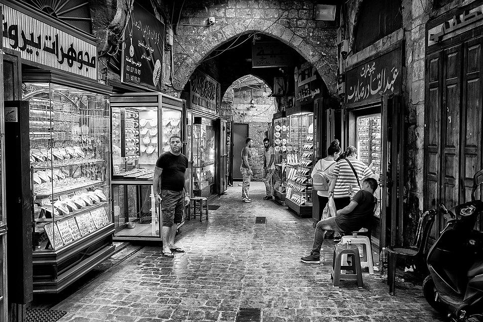 Old Souk in Tripoli