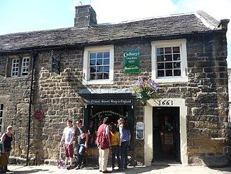 "Pateley Bridge - The ""Oldest Sweet Shop in England"""