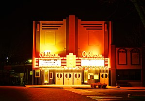 Sparta, Tennessee - Oldham Theater