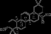 Image result for Oleanolic acid