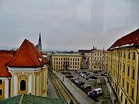 Olomouc, náměstí Republiky z výšky.jpg