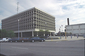 Omaha Police Department - Omaha Police Headquarters