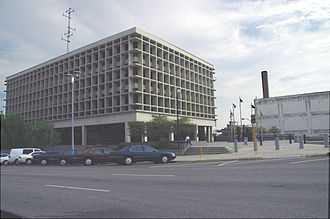 Omaha Police Department - Omaha Police Headquarters