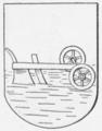 Onsild Herreds våben 1610.png
