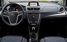 Opel Mokka - Wikipedia