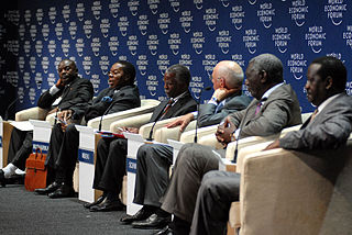 Opening Plenary - World Economic Forum on Africa 2008