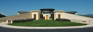 Opus One Winery - Image: Opus One Szmurlo