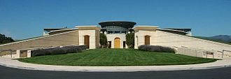 Opus One Winery - Image: Opus One Szmurlo