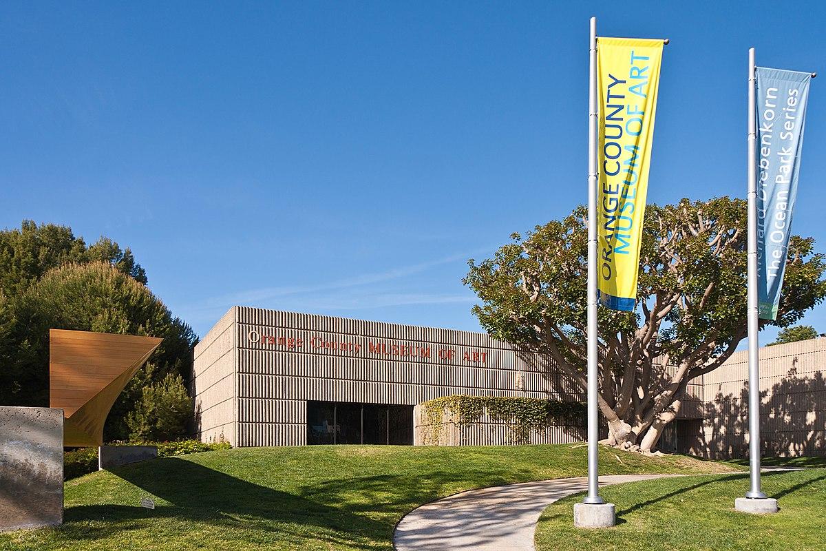 orange county museum of art wikipedia