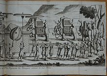 Order of the March in Tunquin by Jean-Baptiste Tavernier.jpg