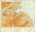 Ordnance Survey Quarter-inch sheet 7 Firth of Forth, published 1961.jpg