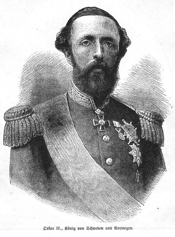 1886 in Sweden