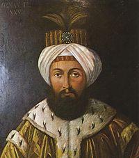تراجم الخلفاء السلطان عثمان الثالث
