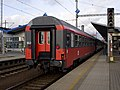 Ostrava, nádraží Svinov, vůz Bmee.jpg