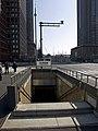 Otemachi station exit D2.jpg