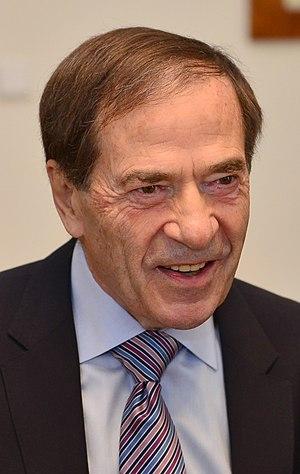 Otto Jelinek - Jelinek in 2014