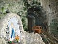 Our Lady of Fatima Grotto at Sta. Monica Church, Panay.jpg