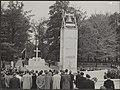 Overdracht van het Nationaal Legermonument op de Grebbeberg monument door de St…, Bestanddeelnr 047-0576.jpg