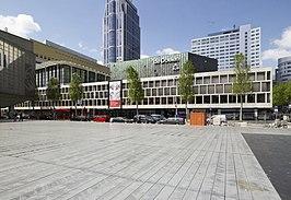 De Doelen, concert- en congresgebouw in Rotterdam, festivallocatie van Dag van de Literatuur sinds 2007.