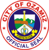 Official seal of Ozamiz