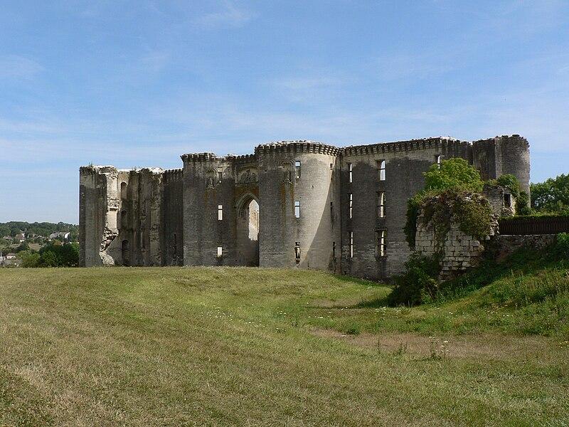 File:P1030820WK-Chateau-Ferte-Milon.JPG