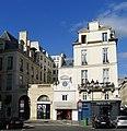 P1040490 Paris II rues Vide-Gouuset et Aboukir hôtel de Rambouillet de la Sablière MH rwk.JPG