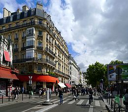 Image illustrative de l'article Boulevard de Rochechouart