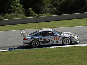 2012 American Le Mans Series - 2012 marked the 4th ALMS championship for Alex Job Racing.