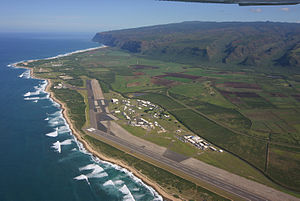 Pacific Missile Range Facility - 2004 aerial view