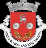 Brasão da freguesia de São João Baptista