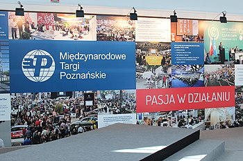 Internationale Messe Poznań